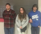 HCHS Students Receive Award