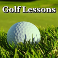 Golf lessons for students
