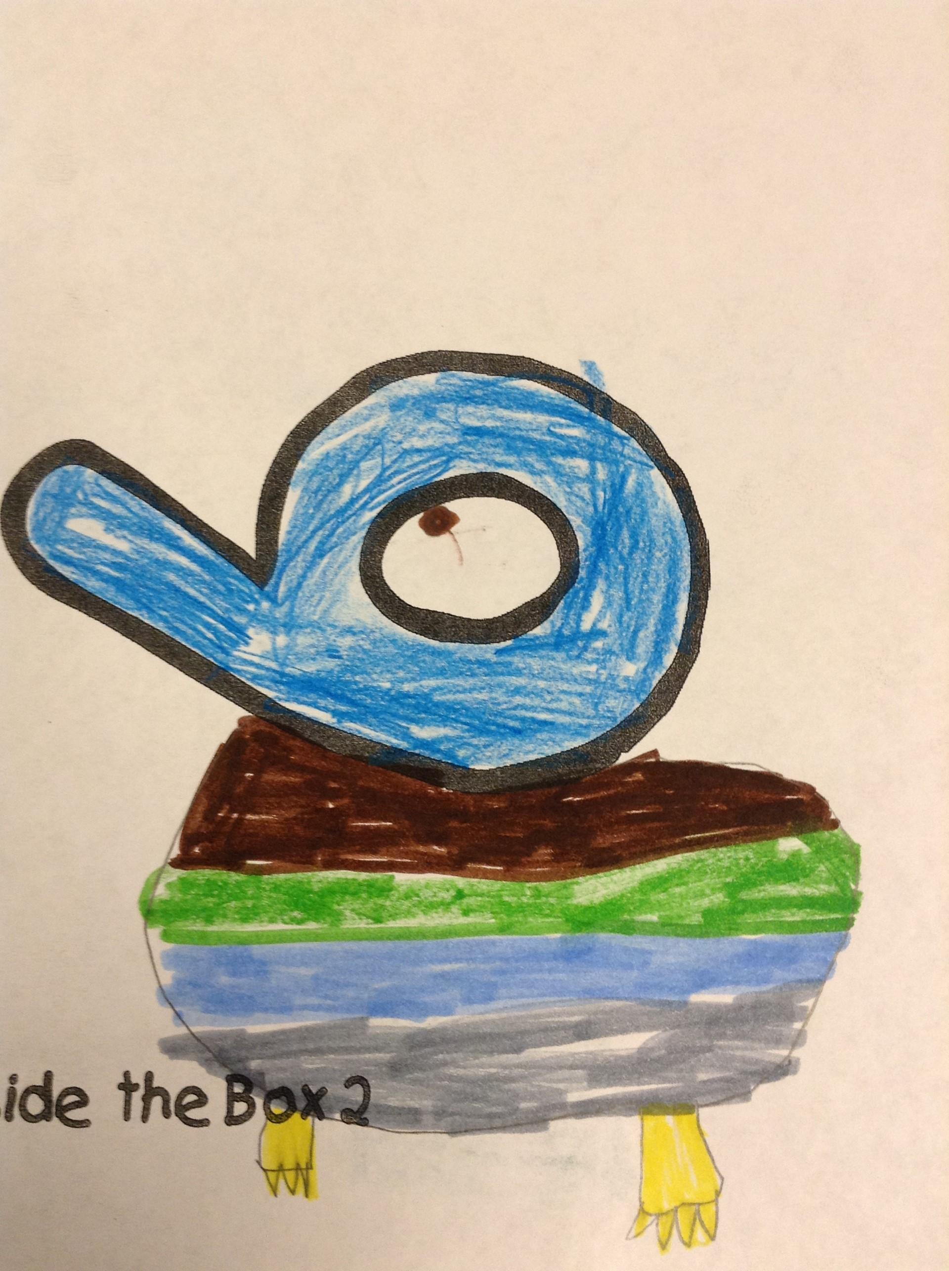 Ella's duck