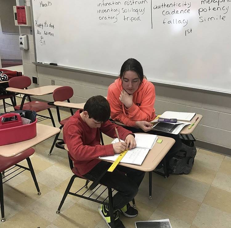 A FLIGHT Student Gets Help with Homework