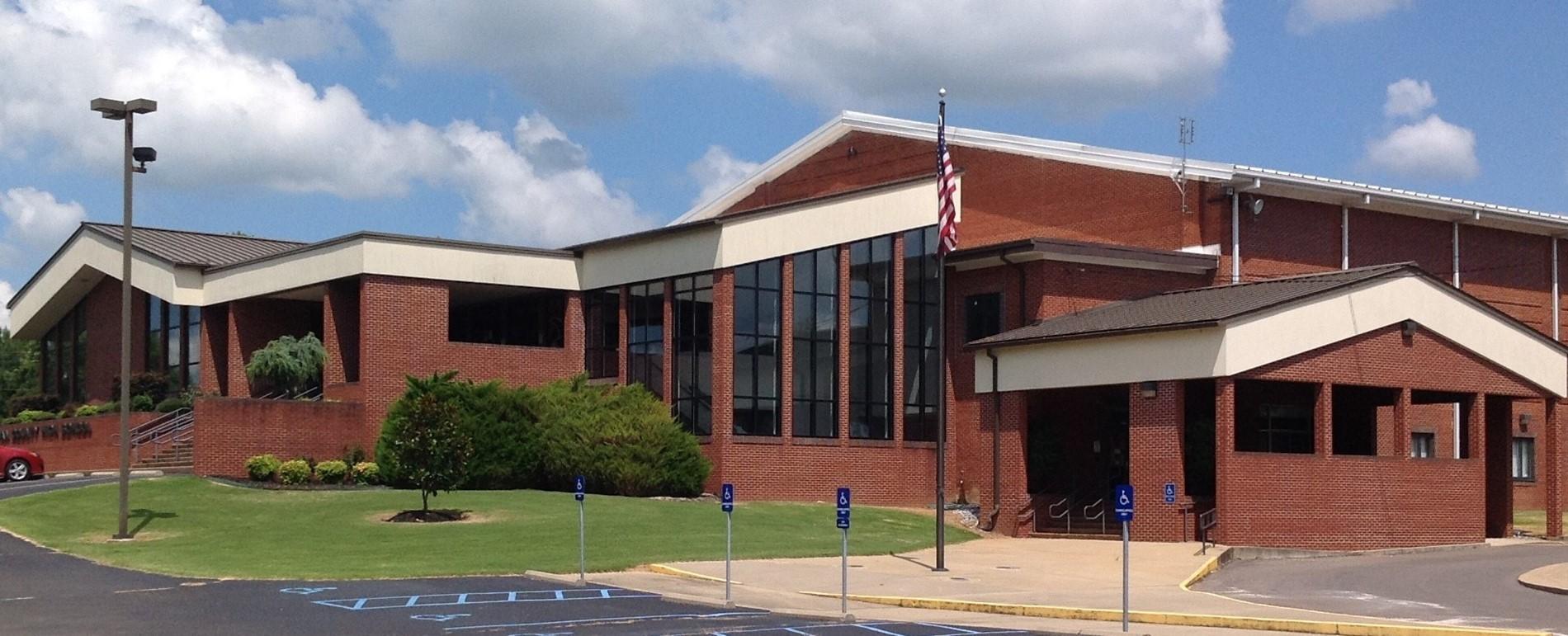 Hickman County High School