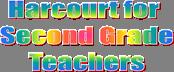 2nd grade harcourt